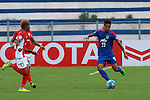 JSW Bengaluru FC (India) DF Lalchuanmawia (CHHUANTEA) during match AFCCQF1 – AFC Cup 2016 Quarter Finals<br /> JSWBENGALURUFC(IND) – JSW Bengaluru FC (India)<br /> vs<br /> TAMPINESROVERS(SIN) – Tampines Rovers (Singapore)<br /> at Kanteerava Stadium, Bangalore, Karnataka on 14th Septembar 2016.<br /> Photo by Saikat Das/Lagardere Sports