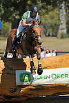 2 October 2010: Christopher Burton and Holstein Park Leilani.
