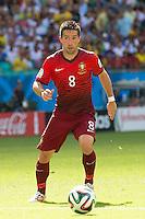 Joao Moutinho of Portugal