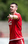 Aberdeen v St Johnstone...28.06.15  Glebe Park, Brechin..Pre-Season Friendly<br /> Paul Quinn<br /> Picture by Graeme Hart.<br /> Copyright Perthshire Picture Agency<br /> Tel: 01738 623350  Mobile: 07990 594431