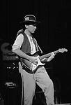 The Edge, U2. 1987