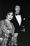 GINA LOLLOBRIGIDA CON CHRISTOPHER REEVE - PREMIO THE BEST HOTEL THE PIERRE NEW YORK 1985