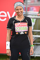 Ranvir Singh<br /> at the start of the 2016 London Marathon, Blackheath, Greenwich London<br /> <br /> <br /> ©Ash Knotek  D3108 24/04/2016