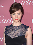 Felicity Jones attends The The 26th Annual Palm Springs International Film Festival in Palm Springs, California on January 03,2015                                                                               © 2014 Hollywood Press Agency