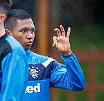 050218 Rangers training