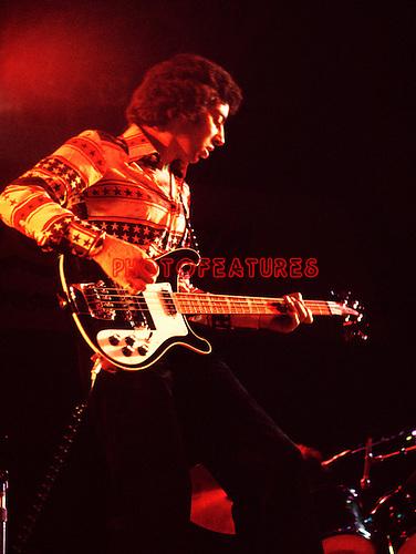10cc  1974 Graham Gouldman<br /> © Chris Walter