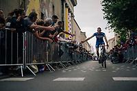 Tim Declercq (BEL/Quick-Step Floors) at the Team presentation in La Roche-sur-Yon<br /> <br /> Le Grand Départ 2018<br /> 105th Tour de France 2018<br /> ©kramon