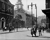 0613-K05.  Independence Hall, Philadelphia, Pennsylvania,