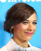 BEVERLY HILLS, CA, USA - JULY 13: Actress Rashida Jones arrives at the NBCUniversal Summer TCA Tour 2014 - Day 1 held at the Beverly Hilton Hotel on July 13, 2014 in Beverly Hills, California, United States. (Photo by Xavier Collin/Celebrity Monitor)