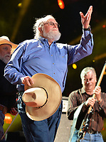 06 July 2020 - Country music and southern rock legend Charlie Daniels has passed away after suffering a stroke. The Grand Ole Opry member and Country Music Hall of Famer was 83. File Photo: 08 June 2014 - Nashville, Tennessee - Charlie Daniels Band, Charlie Daniels. 2014 CMA Music Festival Nightly Concert held at LP Field. Photo Credit: Laura Farr/AdMedia