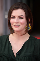 """Aisling Bea<br /> arriving for the premiere of """"The Wife"""" at Somerset House, London<br /> <br /> ©Ash Knotek  D3418  09/08/2018"""