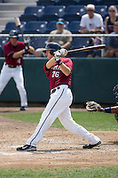July 6, 2008:  The Yakima Bears' Andrew Fie at-bat during a Northwest League game against the Everett AquaSox at Everett Memorial Stadium in Everett, Washington.