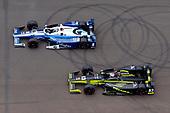 Verizon IndyCar Series<br /> Indianapolis 500 Race<br /> Indianapolis Motor Speedway, Indianapolis, IN USA<br /> Sunday 28 May 2017<br /> Max Chilton, Chip Ganassi Racing Teams Honda and Charlie Kimball, Chip Ganassi Racing Teams Honda<br /> World Copyright: Russell LaBounty<br /> LAT Images