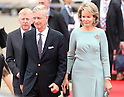 Belgian King Philippe and Queen Mathilde in Japan