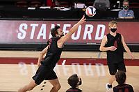 Concordia v Stanford Volleyball M, April 03, 2021
