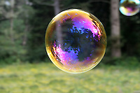 Bubble floating air