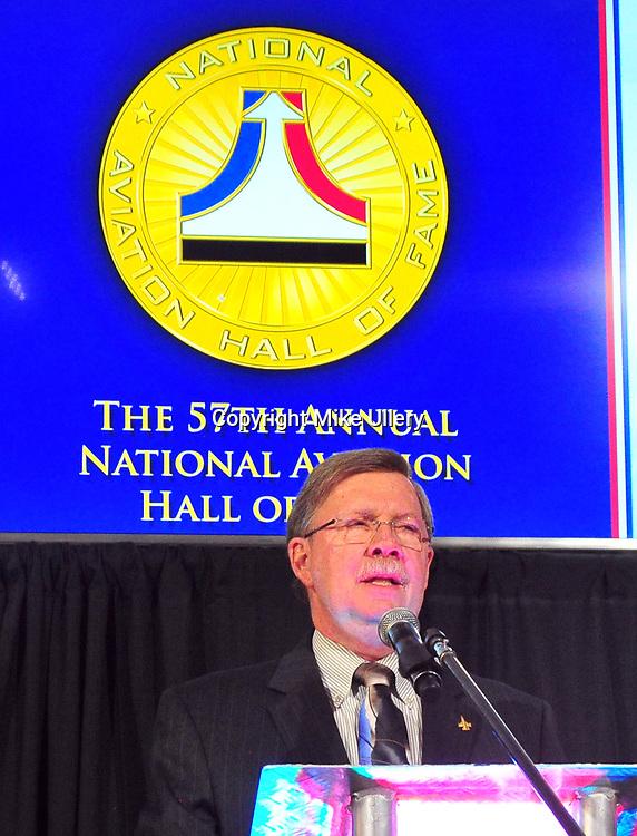 National Aviation Hall of Fame enshrinement 2019<br /> Denver, CO