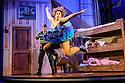 Peter Pan Goes Wrong, Mischief Theatre Company, Apollo Theatre