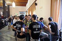 - Milano, open-day all'Università Statale per la presentazione dei nuovi corsi di laurea specialistica di informatica ad indirizzo videogames<br /> <br /> - Milan, open-day at the State University for the presentation of new postgraduate courses in computer science with address videogames