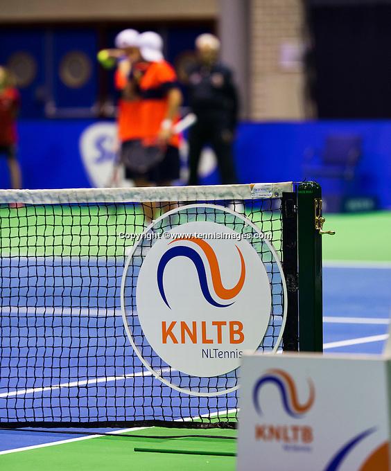 Rotterdam,Netherlands, December 15, 2015,  Topsport Centrum, Lotto NK Tennis, <br /> Photo: Tennisimages/Henk Koster