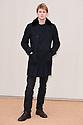 arrives for the Burberry Menswear A/W 16 fashion show, Perks Field, Hyde Park, London<br /> <br /> <br /> ©Ash Knotek  D3064 11/01/2016