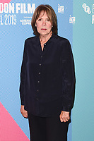 "LONDON, UK. October 08, 2019: Penelope Wilton arriving for the ""Eternal Beauty"" screening as part of the London Film Festival 2019 at the NFT South Bank, London.<br /> Picture: Steve Vas/Featureflash"