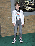 Mason Cook at The Newline Cinemas L.A. Premiere of Jack The Giant Slayer held at The TCL Chinese Theater in Hollywood, California on February 26,2013                                                                   Copyright 2013 Hollywood Press Agency
