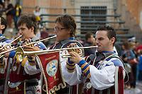 Italien, Umbrien, Musikfest in Montefalco