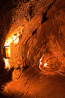 Thurston Lava Tube, Hawai'i Volcanoes National Park, Kilauea, Big Island.