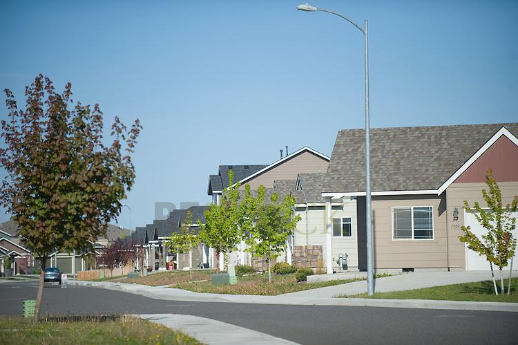 Neighborhood of Homes
