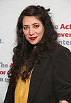 Rachel Chavkin attends The Actors Fund Annual Gala at Marriott Marquis on April 29, 2019  in New York City.