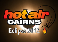 Hot Air Balloon Cairns Eclipse 2012