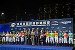 WAN CHAI,HONG KONG-DECEMBER 07: LONGINES International Jockeys' Championship closing ceremony  at Happy Valley Racecourse on December 7,2016 in Wan Chai,Hong Kong (Photo by Kaz Ishida/Eclipse Sportswire/Getty Images)
