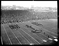 1955 Grey Cup in Vancouver, BC.<br /> <br /> <br /> Photo via Agence Quebec Presse