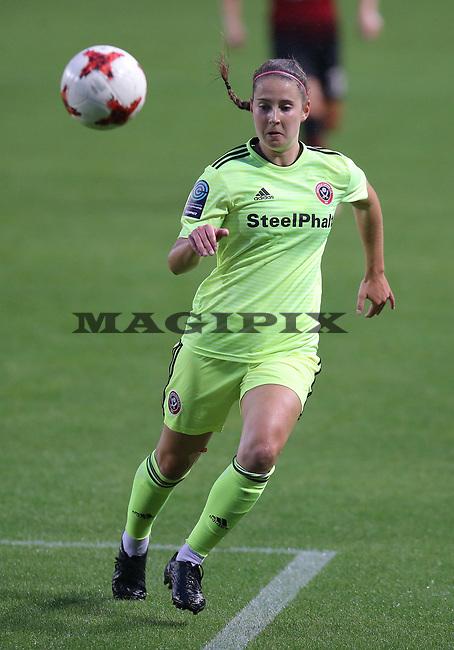 Ellie Fletcher of Sheffield Utd Women