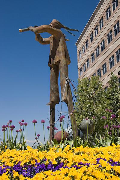 Art at the Denver Tech Center, Englewood, Colorado, USA John offers private photo tours of Denver, Boulder and Rocky Mountain National Park.