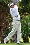 PALM BEACH GARDENS, FL. - Michael Allen during Round Three play at the 2009 Honda Classic - PGA National Resort and Spa in Palm Beach Gardens, FL. on March 7, 2009.