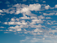 Clouds over wilsonville, <br /> Oregon