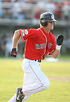 July 28th 2007:  Gordon Bechham during the Cape Cod League All-Star Game at Spillane Field in Wareham, MA.  Photo by Mike Janes/Four Seam Images