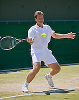 England, London, 28.06.2014. Tennis, Wimbledon, AELTC,  Jacco Eltingh (NED)<br /> Photo: Tennisimages/Henk Koster