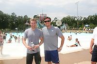 07-27-09 Daniel Goddard & Billy Miller - 6 FLags