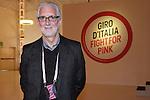 Brian Cookson, President of the UCI, at the Giro d'Italia 2015 presentation, Milan, Italy. 6th October 2014. <br /> Photo:Gian Mattia D'Alberto/LaPresse/www.newsfile.ie