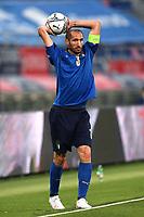 Giorgio Chiellini <br /> Uefa European friendly football match between Italy and Czech Republic at stadio Renato Dall'Ara in Bologna (Italy), June, 4th, 2021. Photo Image Sport / Insidefoto