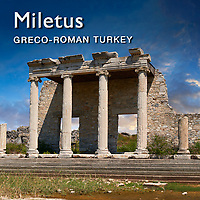 Pictures & Images of Miletus Greek Roman Archaeological Site, Anatolia, Turkey -