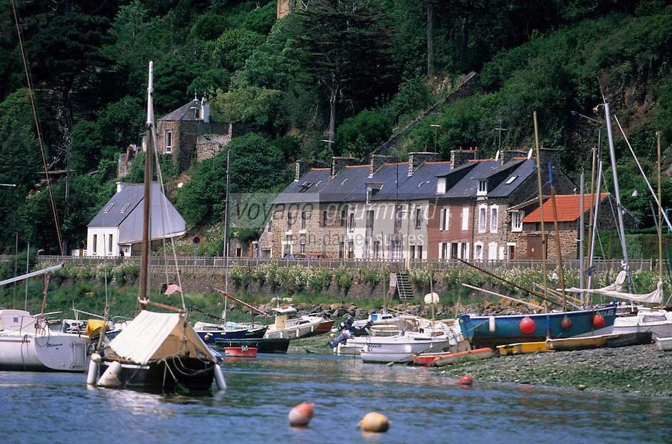 Europe/France/Bretagne/22/Côtes d'Armor/Plérin-Sous-La-Tour: Le port du Légué