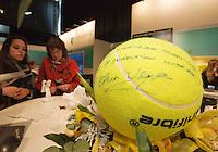 13-02-13, Tennis, Rotterdam, ABNAMROWTT, Tennis Plaza