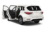 Car images of 2020 Infiniti QX60 Pure 5 Door SUV Doors