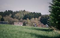 breakaway group<br /> <br /> 104th Liège - Bastogne - Liège 2018 (1.UWT)<br /> 1 Day Race: Liège - Ans (258km)
