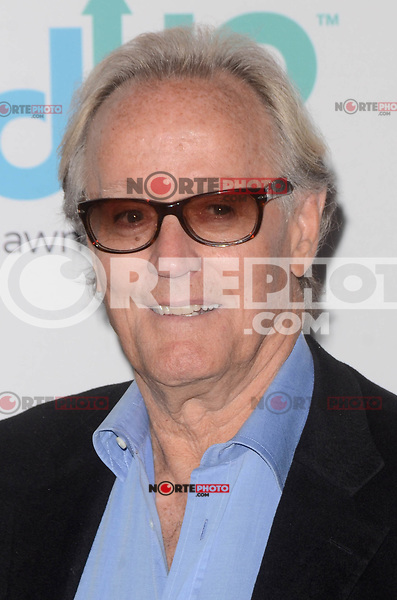 BEVERLY HILLS, CA - NOVEMBER 03: Peter Fonda at Goldie's Love In For Kids at Ron Burkle's Green Acres Estate on November 3, 2017 in Beverly Hills, California. Credit: David Edwards/MediaPunch