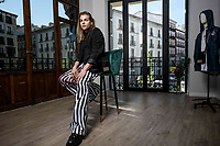 MADRID, SPAIN - APRIL 07: Eduardo Navarrete poses during a portrait session on April 07, 2021 in Madrid, Spain. (Photo by Juan Naharro G./Contour by Getty Images)